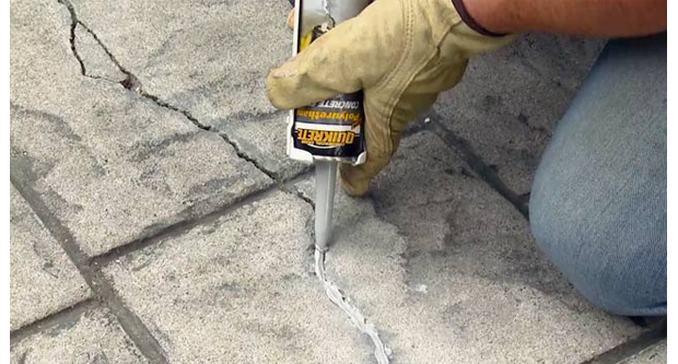 Caulk Cracks and Gaps