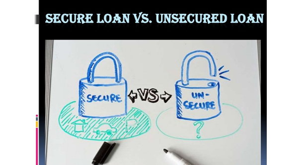 Consider Unsecured vs. Secured Loans