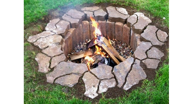 Creating Fire Pits