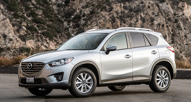 Crossover utility vehicles –CUV's