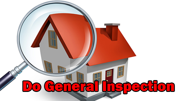 Do General Inspection