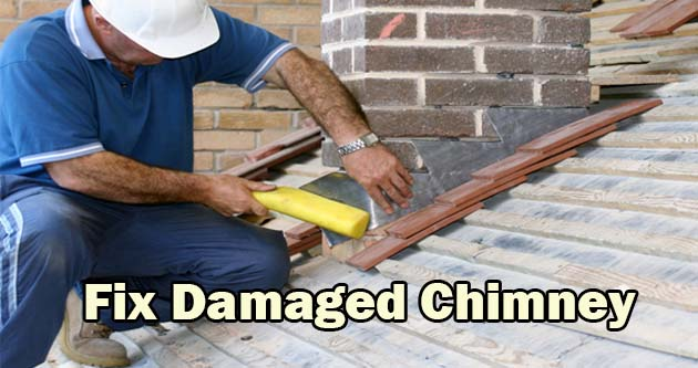 Fix Damaged Chimney