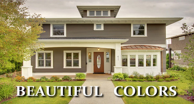 How to Select Exterior Color and Paint For Home