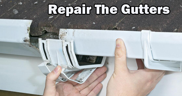 Repair The Gutters