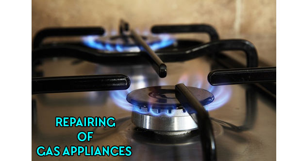 Repairing of Gas Appliances