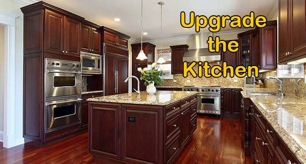 Upgrade And Remodel Your Kitchen