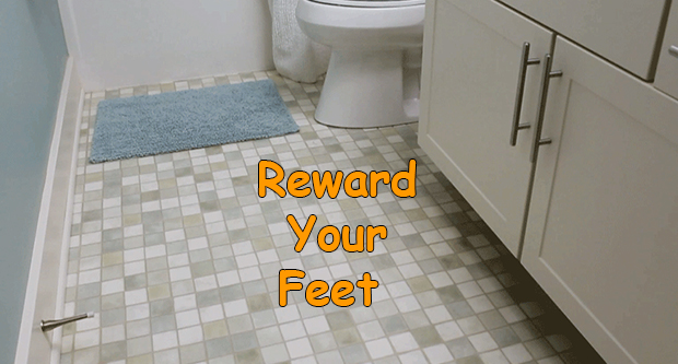 Reward Your Feet