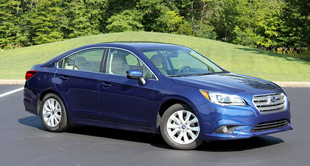 Decide on a Full Size Sedan Brand and Choose the Model