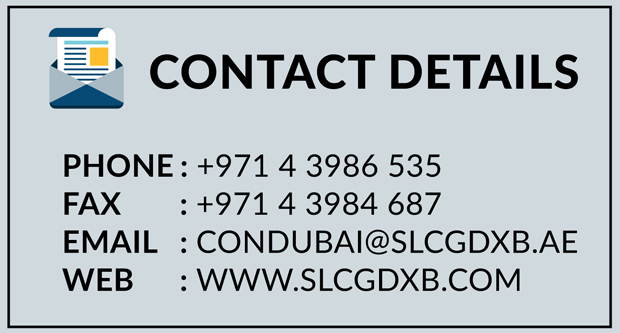 Get the Contact Details of Your Embassy