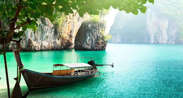 Phuket and Krabi (Thailand)