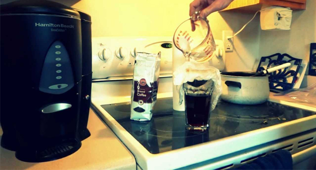 Prepare Coffee At Home