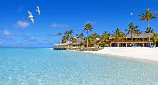 The Cook Islands (New Zealand)