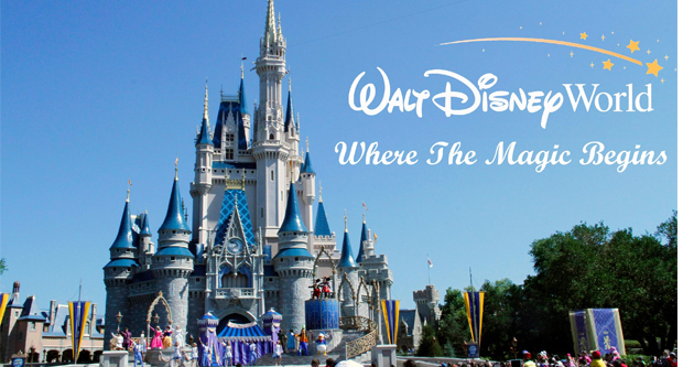 The Magic Kingdom - Walt Disney World, Orlando, Florida