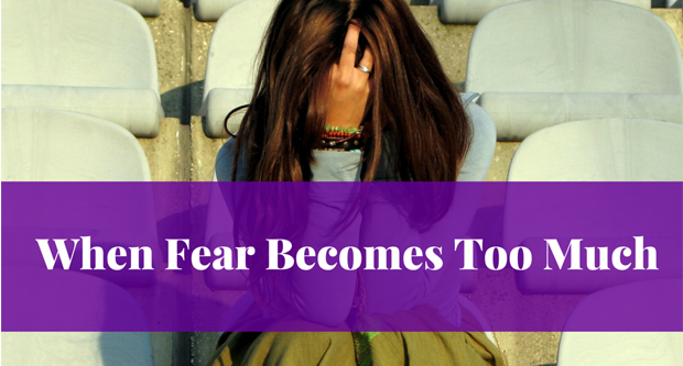 Too Much Fear for Risks