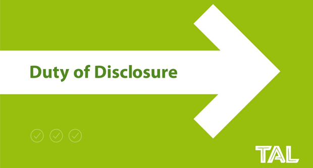 duty-of-disclosure
