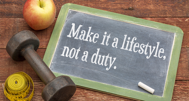 Make lifestyle changes