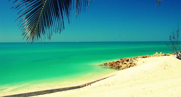 Top 20 most beautiful beaches in the world for Nice beaches in usa