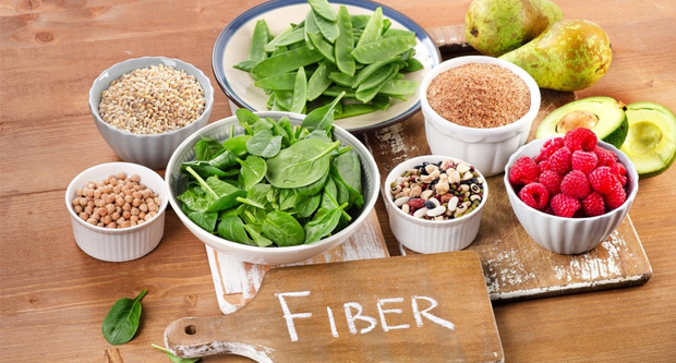 Foods High In Fiber Or Roughage