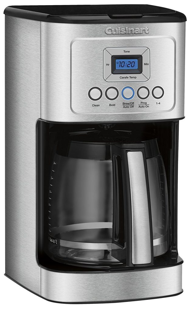 Cuisinart DCC-3200 Glass Carafe 14-Cup Programmable Coffee Maker