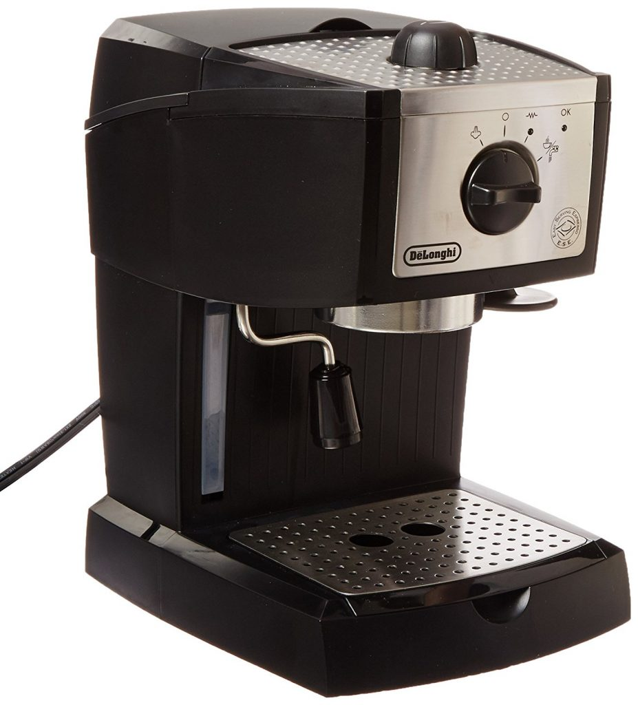 DeLonghi EC155 15 Bar Pump Cappuccino and Espresso Maker