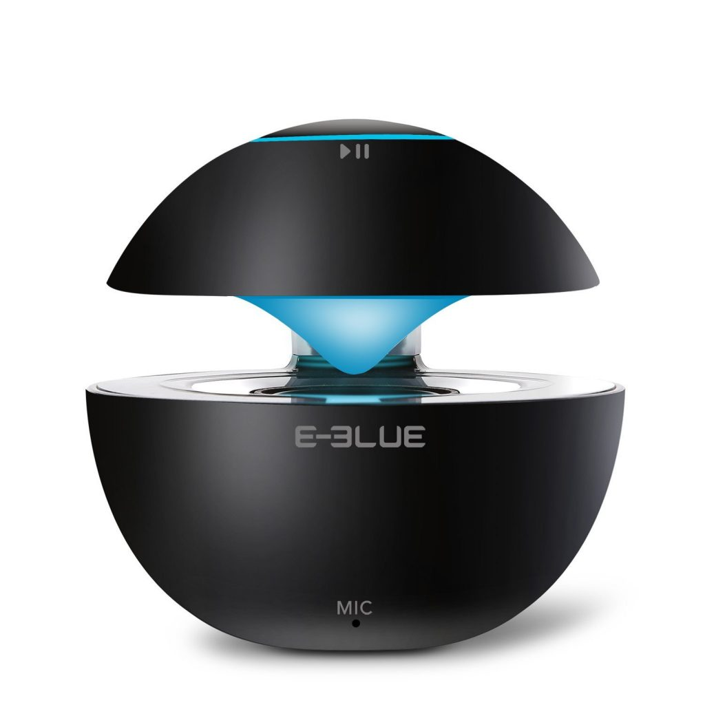 E-Blue Portable Bluetooth Speaker - with 7 Colours Breathing Light
