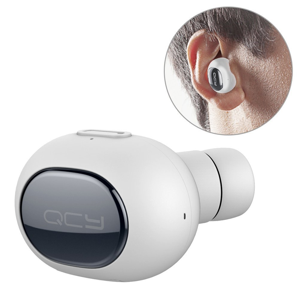 FKANT Bluetooth Headset Earbud Earphone Invisible Earpiece
