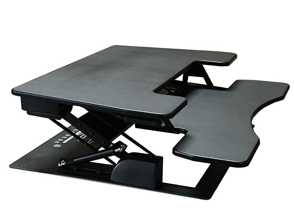Fancierstudio Riser Desk RD-01 BLK