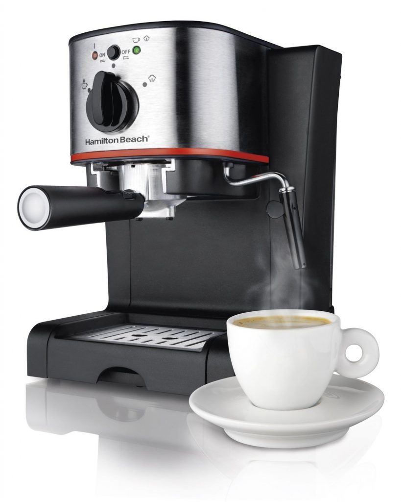 Hamilton Beach Espresso and Cappuccino Maker 4072