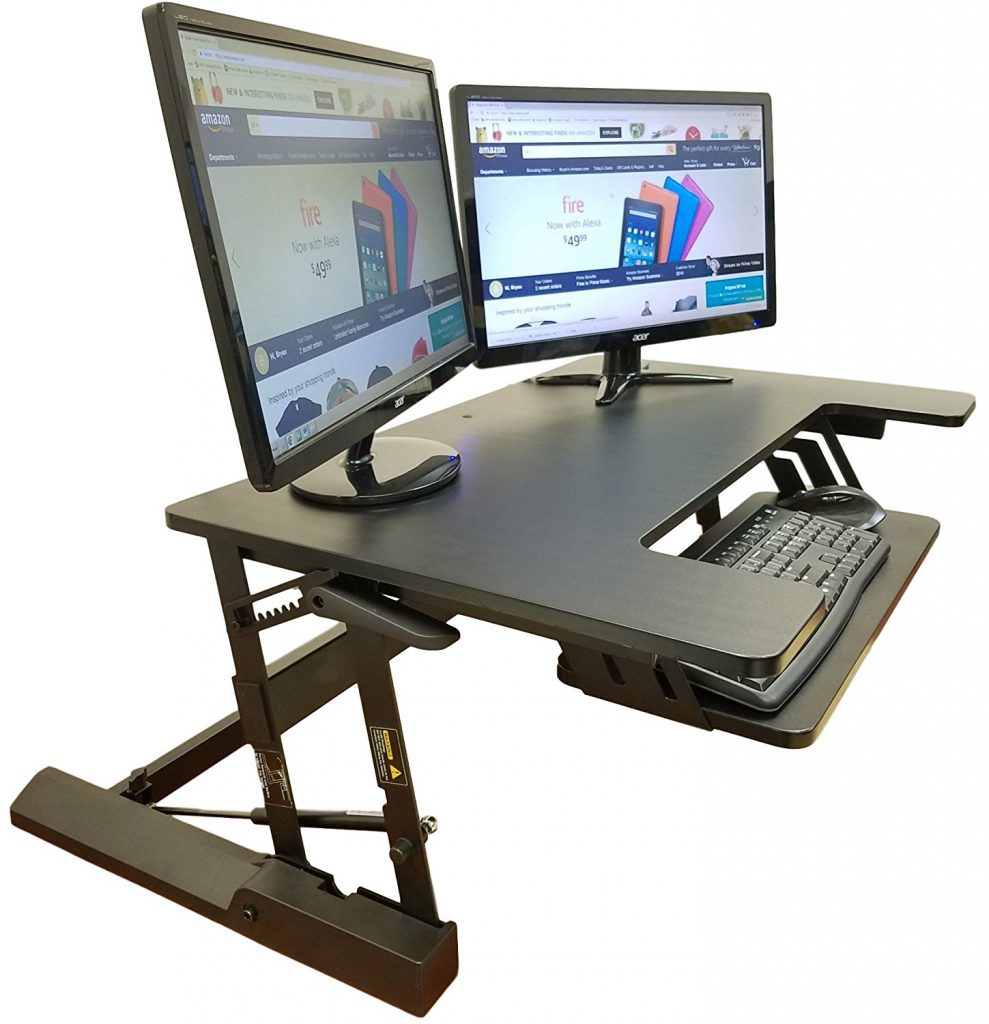 High Supply Converter Standup Workstation