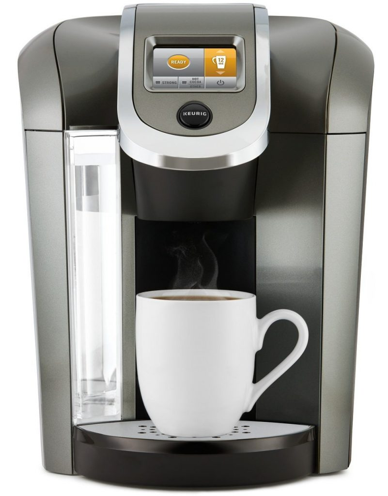 Keurig K575 Programmable Single Serve K-Cup Coffee Maker