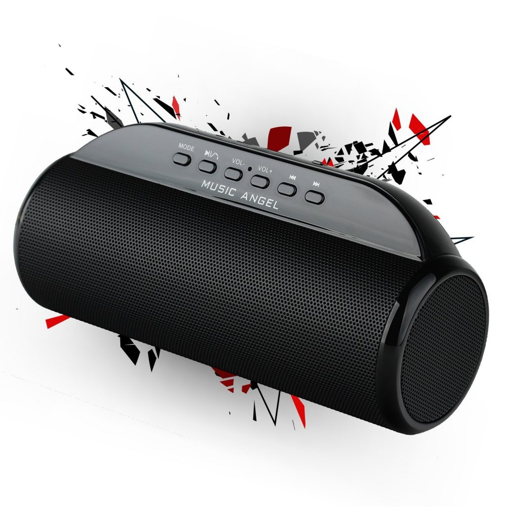 MUSIC ANGEL Wireless Bluetooth Speaker