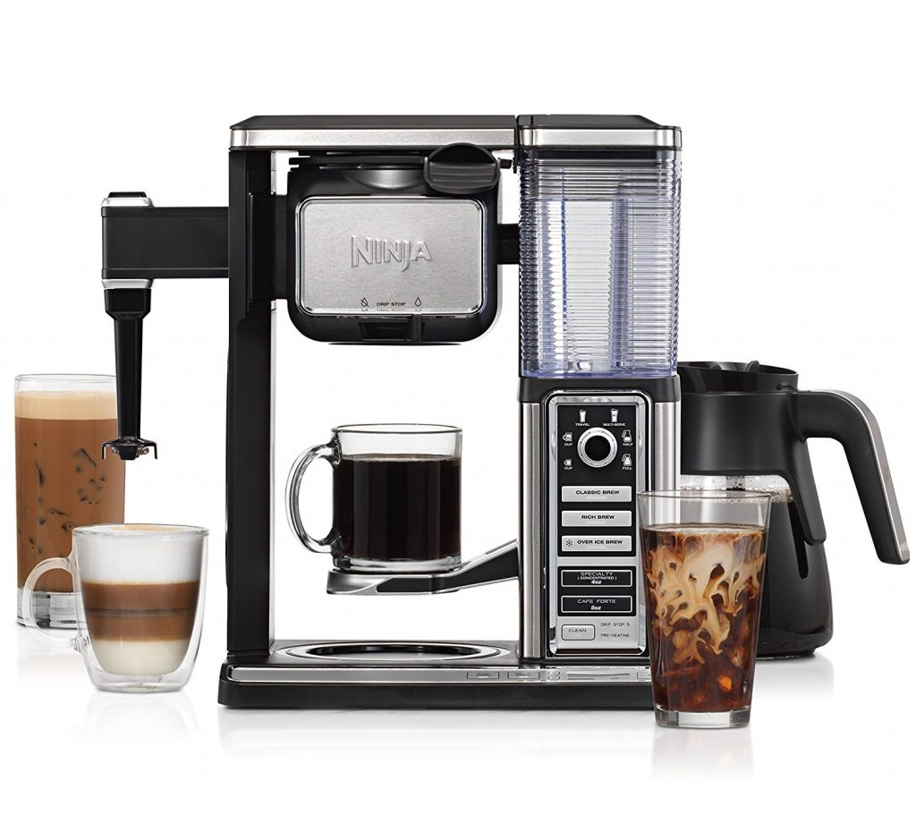Ninja Carafe System Coffee Bar Glass CF091