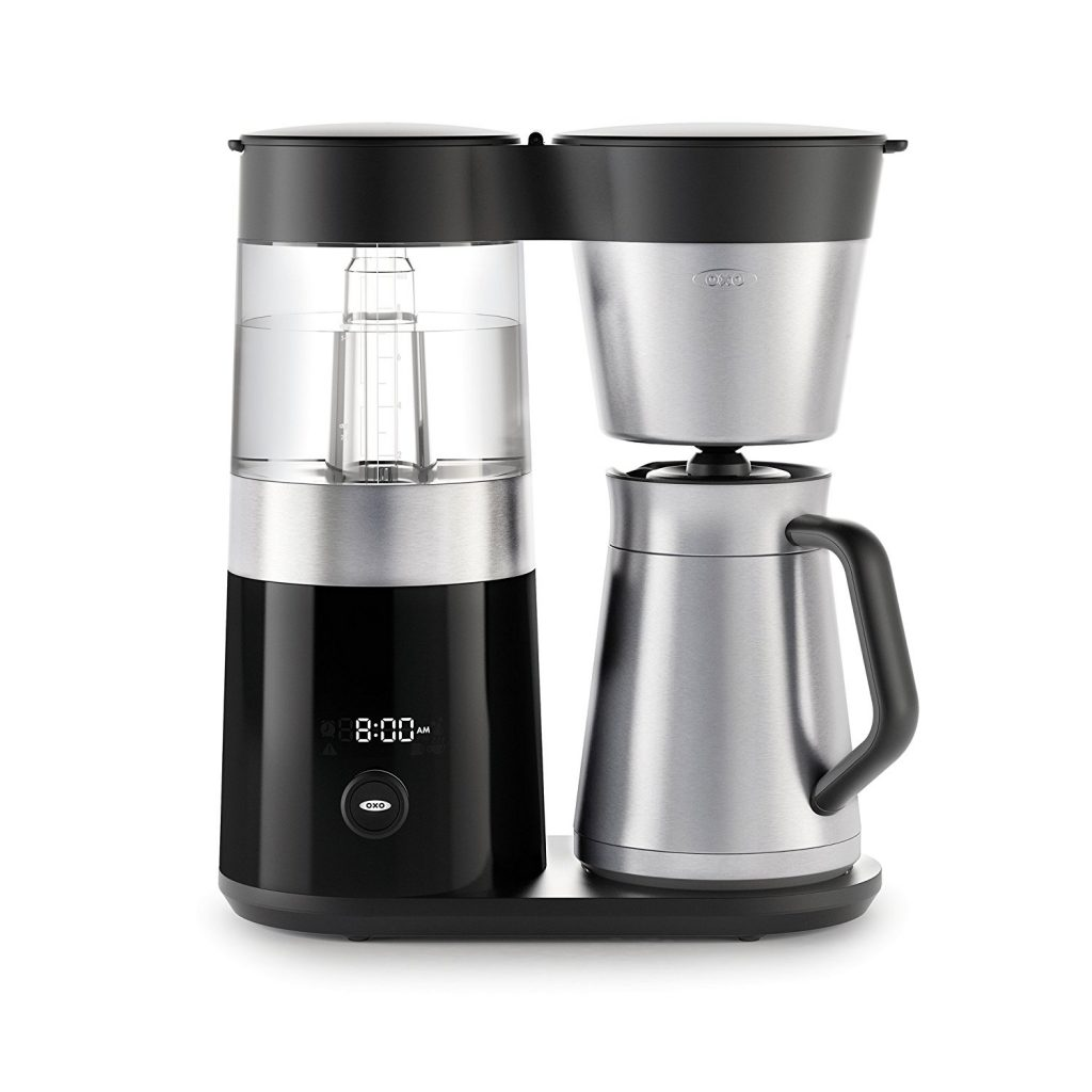 OXO On 9 Cup Barista Brain Coffee Maker