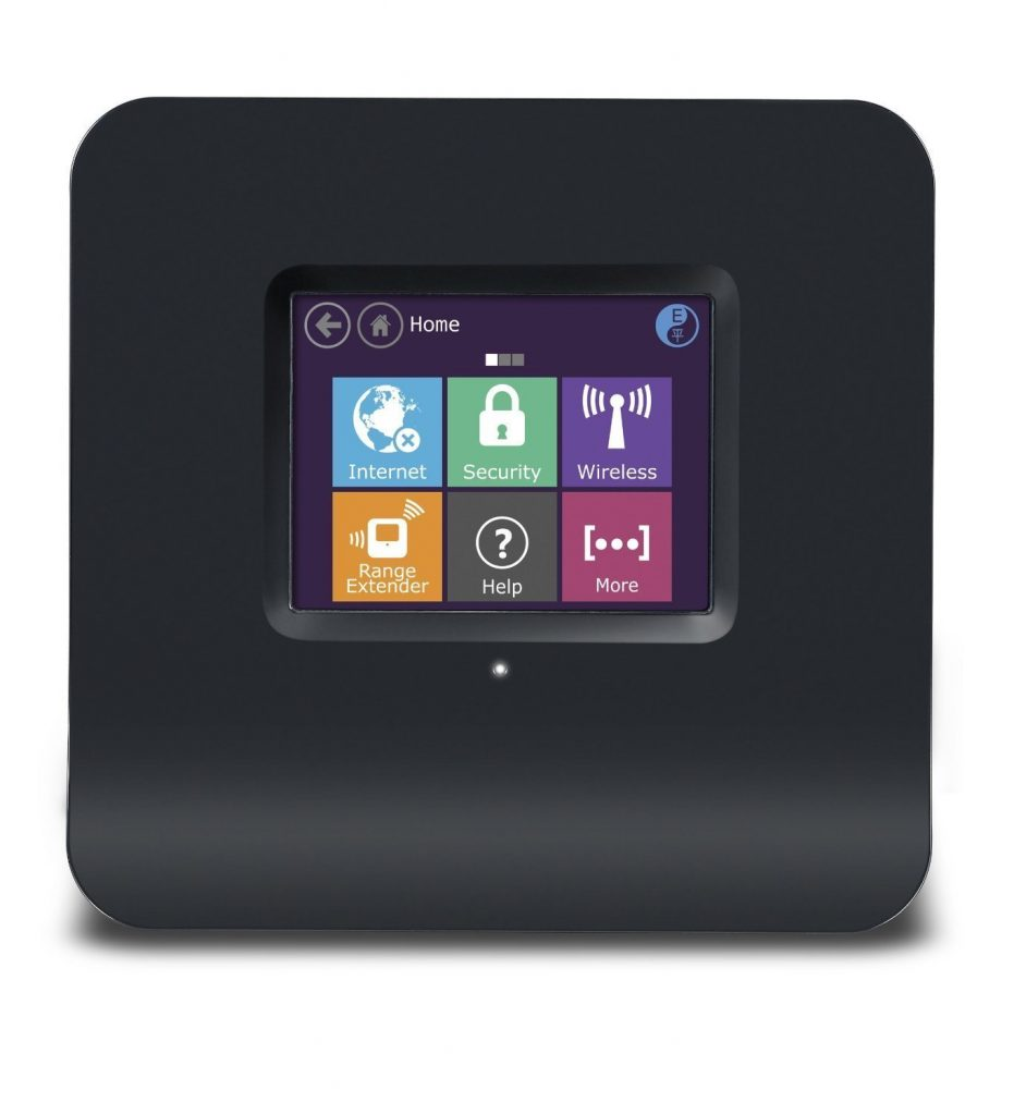 Securifi Almond Touchscreen Wireless Router, Range Extender, Access Point