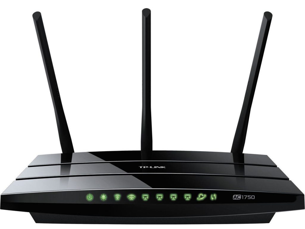 TP-Link Archer C7 Wireless Dual Band Gigabit Router, Powerful CPU