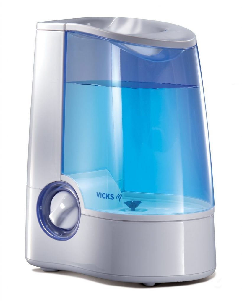 Vicks Warm - Mist Humidifier with Auto Shut-Off