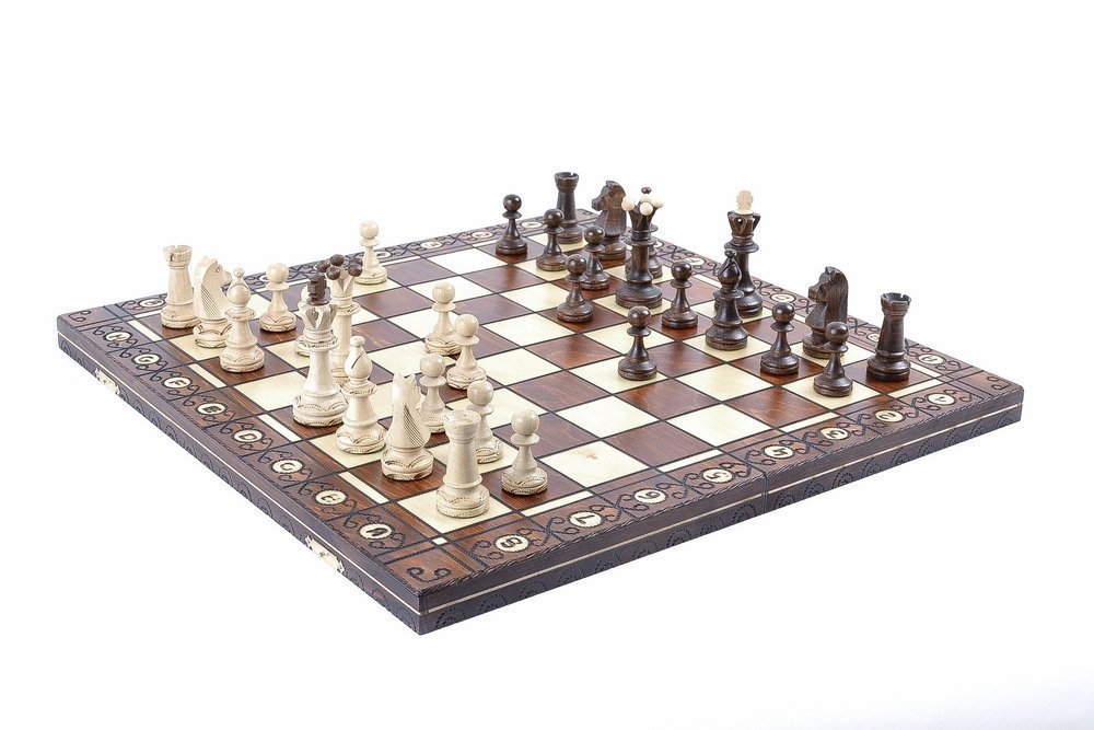 Wegiel Chess Set-Consul Chess Pieces and Board