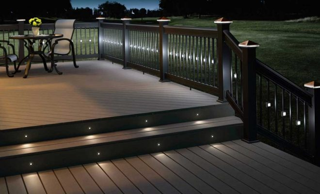 Amazing Deck Lighting