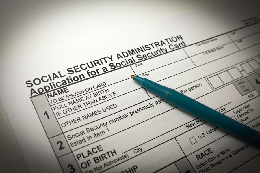social-security-card-application